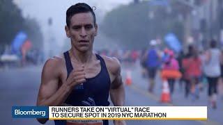 Virtual NYC Marathon Offers Runners a Medal and a Chance at 2019 Race