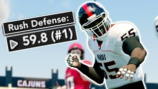 #1 Rush Defense in The Nation | NCAA 14 Team Builder Dynasty Ep. 15 (S2)
