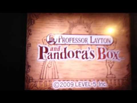 Professor Layton Games Ranked