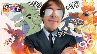 Pokémon X MEGALOCKE Ep.39 - EL EQUIPO IMPARABLE. NI TATUAJE NI LECHES.