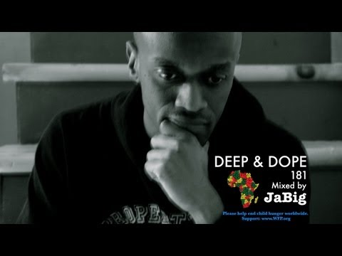 Wonderful Chill Out Music Mix from Africa  JaBig African Songs 2013 Playlist DEEP & DOPE 181