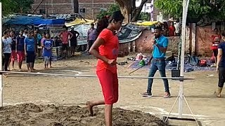 Ashish Gupta Physical Trainer|Girls High Jump with Easy Technique |Bihar Daroga Physical|7870180478|