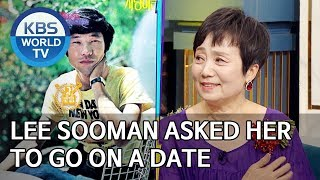 Lee Sooman asked Byeongsuk to go on a date [Happy Together/2019.12.12]