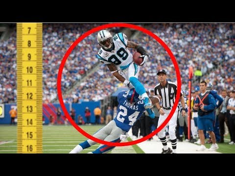 NFL Catching Air