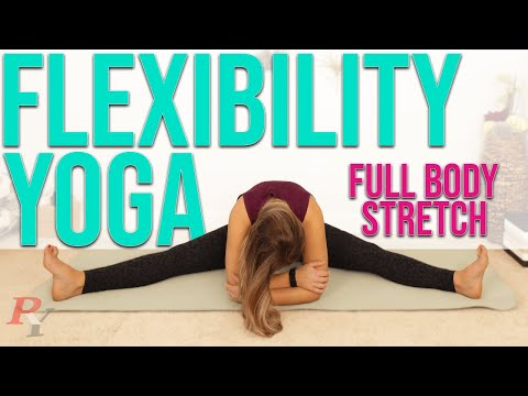 Yin Yoga for Flexibility | Full Body Yoga Stretch | 28 Minutes