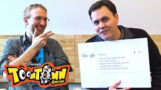 Toontown Online Developers Answer the Web
