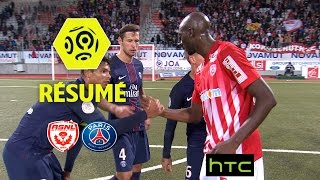 AS Nancy Lorraine - Paris Saint-Germain (1-2)  - Résumé - (ASNL - PARIS) / 2016-17
