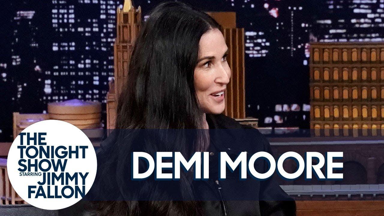 Az 55 éves Demi Moore tényleg MELLTARTÓ NÉLKÜL ment el megszívatni Bruce Willist - Glamour