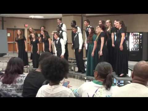 Waltzing Matilida - Collins Hill High School Chamber Choir