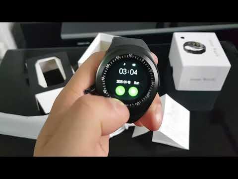 Y1 Smart Watch | Unboxing