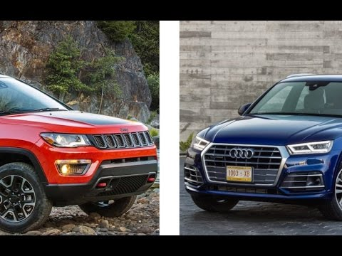 2017 jeep compass trailhawk vs 2018 audi q5 youtube. Black Bedroom Furniture Sets. Home Design Ideas