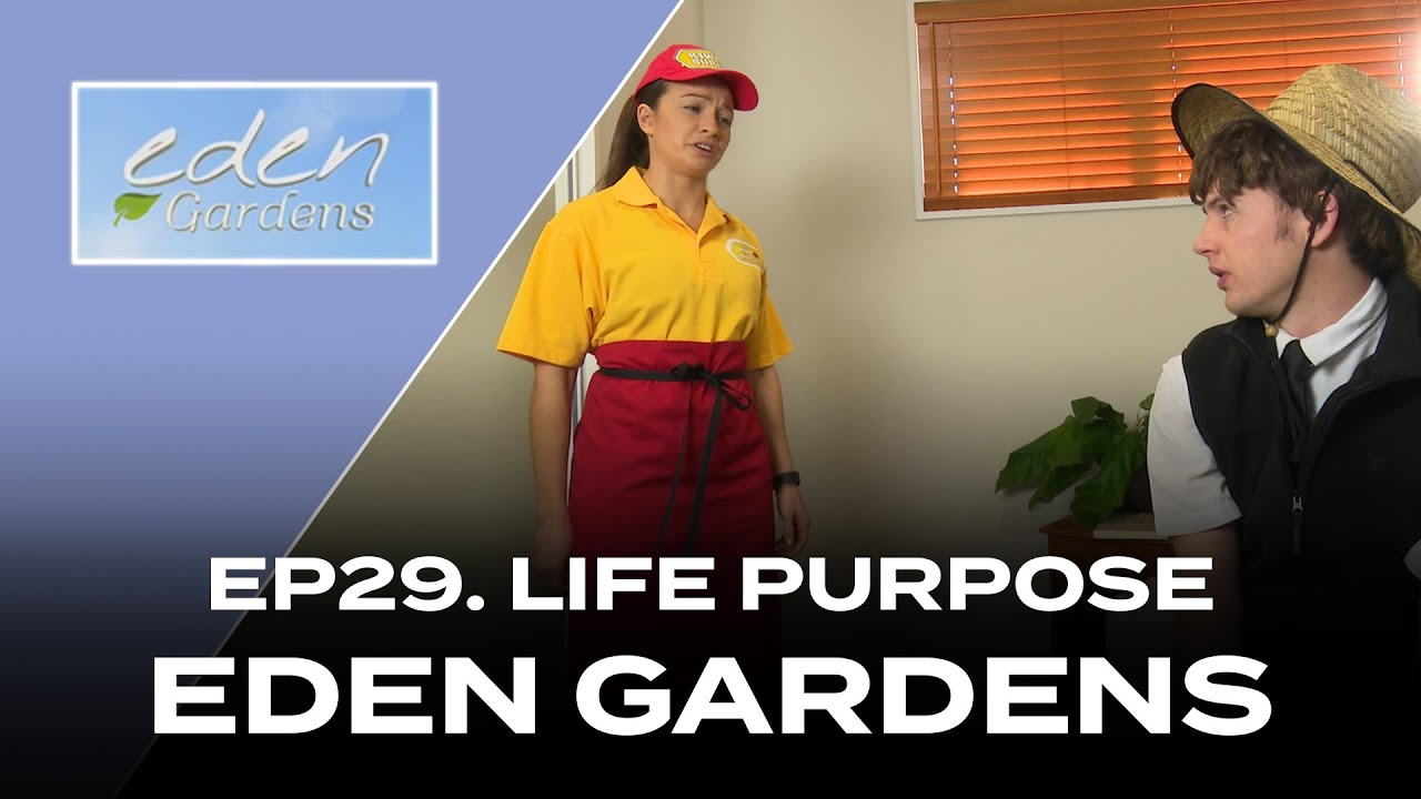 Eden Gardens - EP29. LIFE PURPOSE - Kat faces the reality of working at her parents burger chain and Tayla contemplates the future of her online presence.