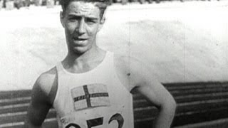 Youngster Erik Lundqvist Wins Javelin Gold - Amsterdam 1928 Olympics