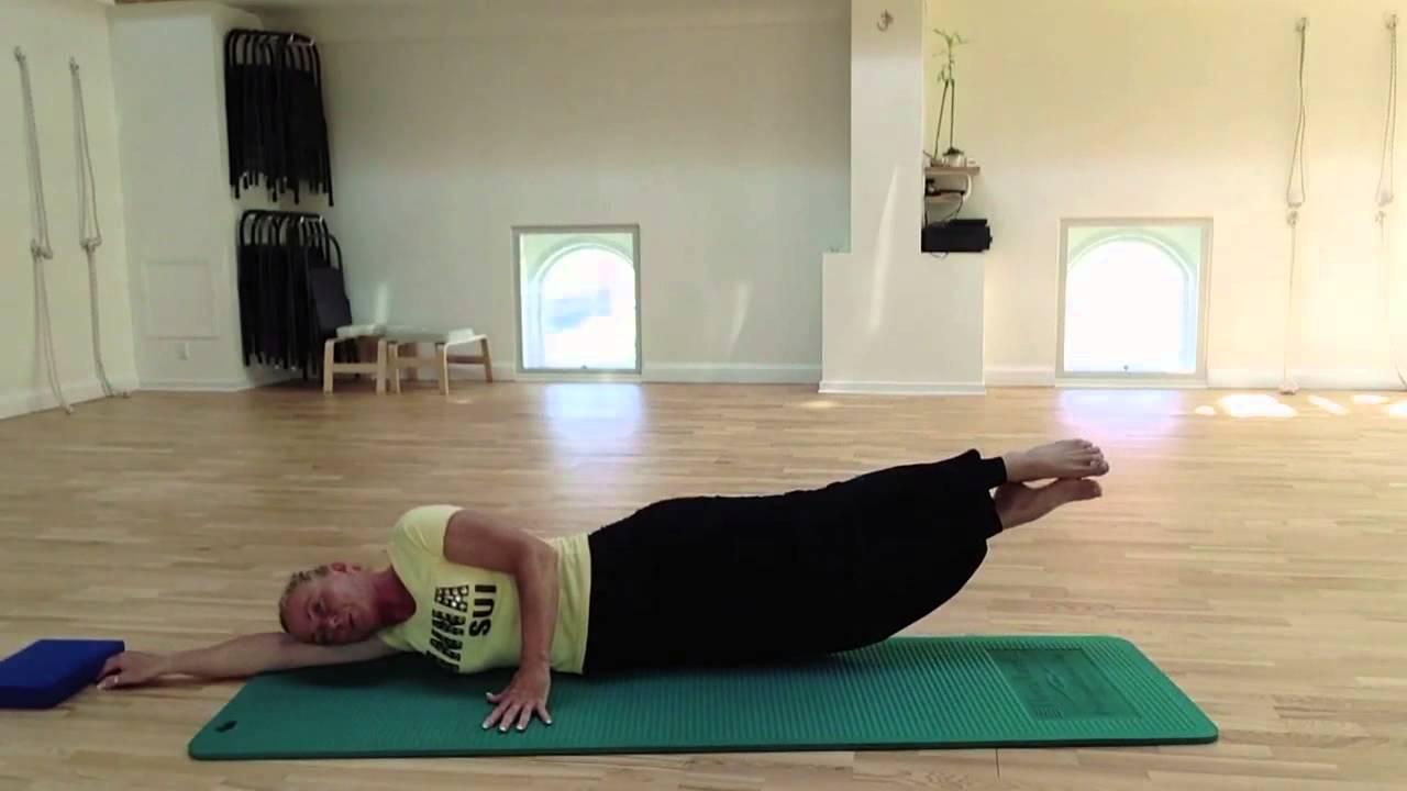 Pilates: Flad mave og stærk krop | Pilates online træningsvideo nr. 6 (Begyndere)