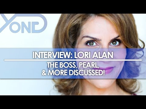 The Codec - Lori Alan Interview: The Boss, Pearl, & More Discussed!