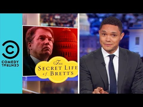 Brett Kavanaugh Faces Serious Allegations | The Daily Show With Trevor Noah thumbnail