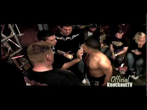 """Edgar Diaz vs Carlos Guerrero Gladiator Challenge """" Domination"""""""