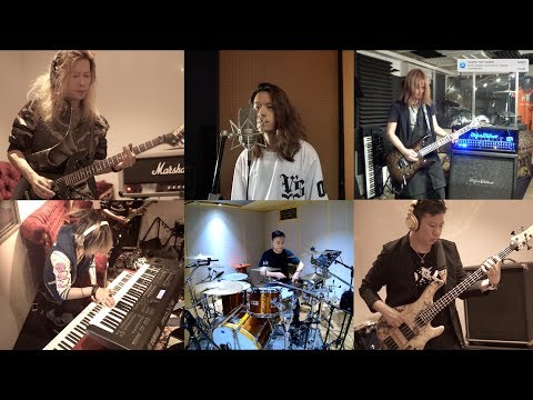 Rusty Nail - X Japan cover by MCP ( Music Connects People )