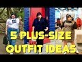 5 casual plus size outfit ideas