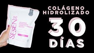Reseña del Colágeno Hidrolizado + Ácido Hialurónico + Biotina de Sesén