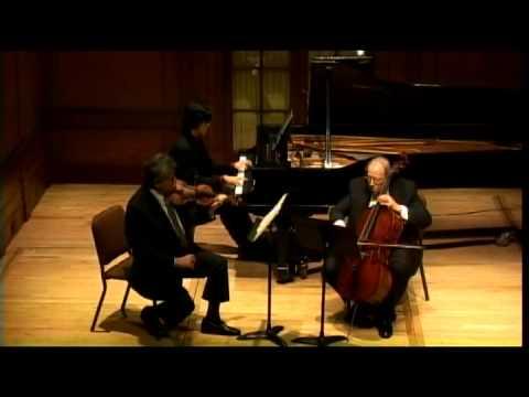 Schubert Trio Op 100, IV. Allegro Moderato