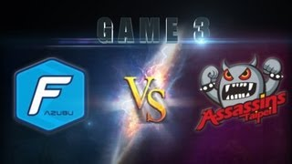 Repeat youtube video TPA vs. AZF (1080p Full HD) - Grand Finals Game 3 - League Of Legends Season 2 World Championship