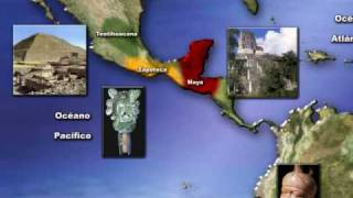 Pre Columbian Cultures of America (spanish close captioned)
