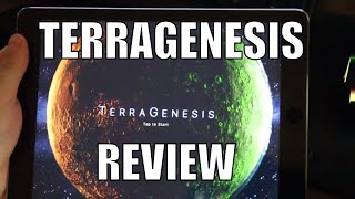 Terragenesis - iPad App REVIEW - Games in Education (Astronomy/Science)