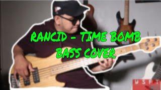 Rancid - Time Bomb Bass Cover G&L L2500