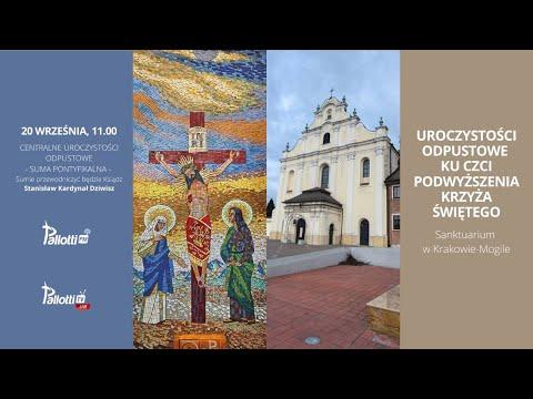 Uroczystości ku czci Podwyższenia Krzyża Świętego (20 września 2020)