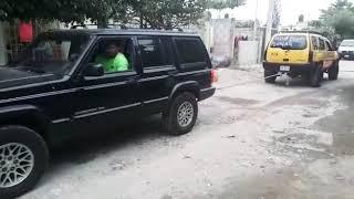 Xterra 4x4 vs Jeep Cherokee 4x4