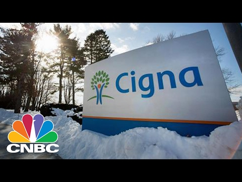 The DOJ just approved Cigna's $67 billion merger with Express Scripts