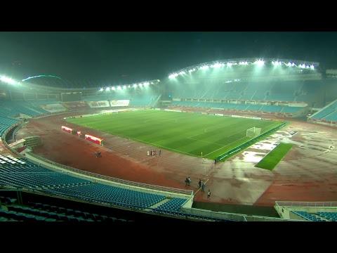 Thailand vs Palestine (AFC U23 Championship: Group Stage)