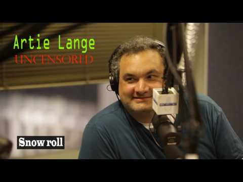 Artie Lange Uncensored on the Radio Misfits Podcast  - Gilbert Gottfried