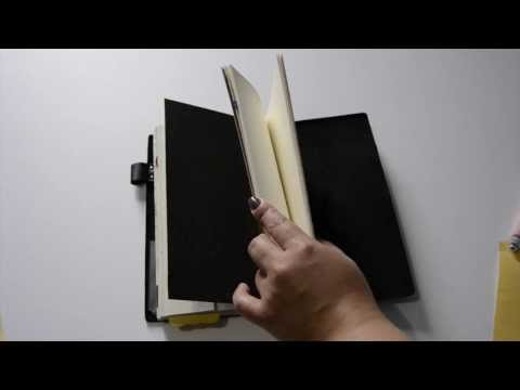 Work Planner: Midori Traveler's Notebook