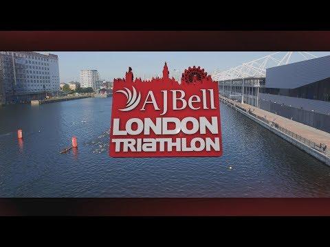 AJ Bell London Triathlon 2018