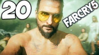 Far Cry 5. Прохождение. Часть 20 (Промывание мозгов)