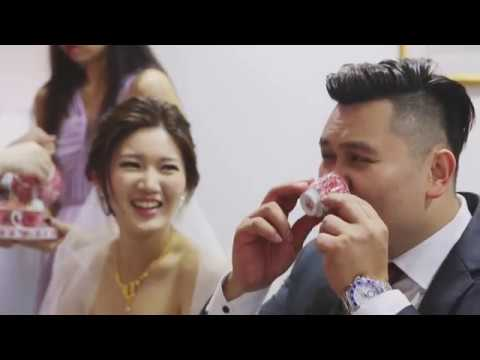 Treehouse Weddings Singapore - Yang & Adeline (Same-day-edit)