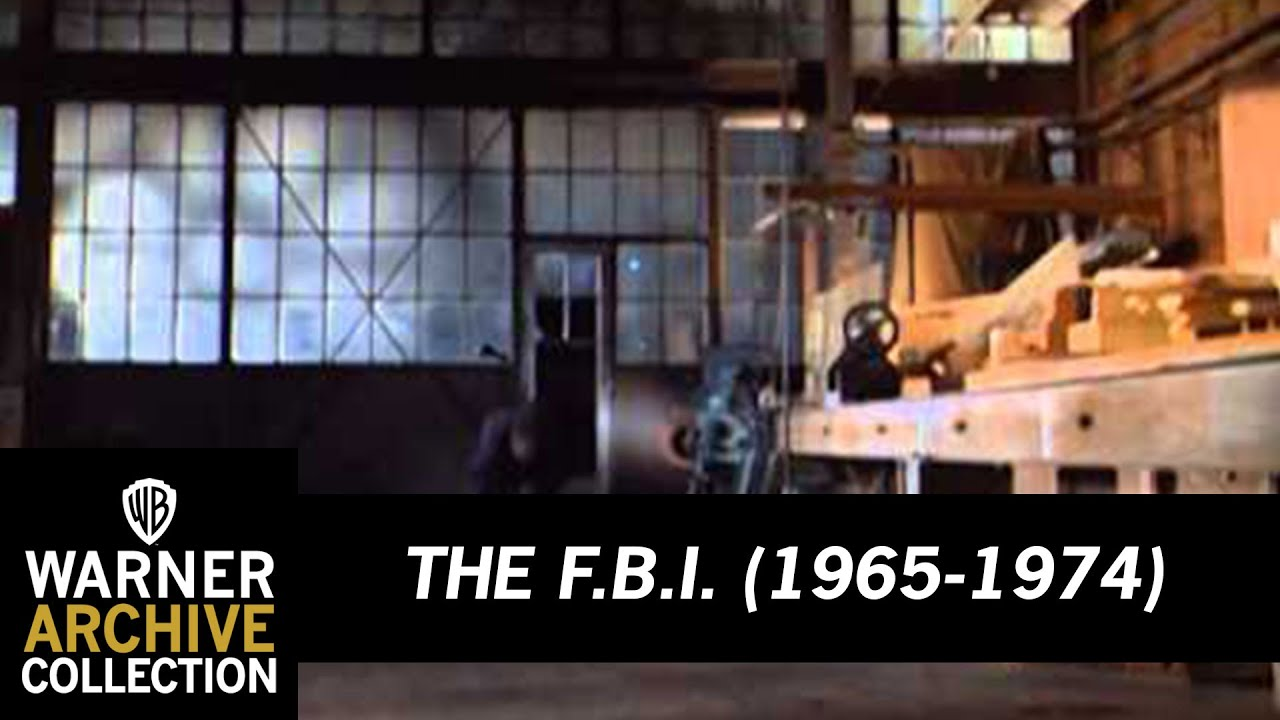 Download Preview Clip | The FBI | Warner Archive
