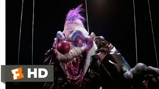Killer Klowns from Outer Space (11/11) Movie CLIP - Klownzilla (1988) HD