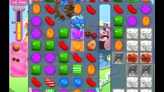 Candy Crush Saga Level 1796 - NO BOOSTERS