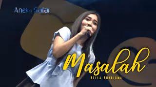 Nella Kharisma - MASALAH ( Official Music Video ANEKA SAFARI )