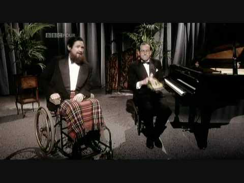 Brabbins And Fyffe - Burlesque - The Armstrong and Miller Show - BBC One from YouTube · Duration:  2 minutes 17 seconds