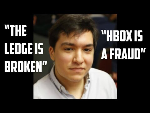 Hax$ On LGL And Playing Hbox At Evo