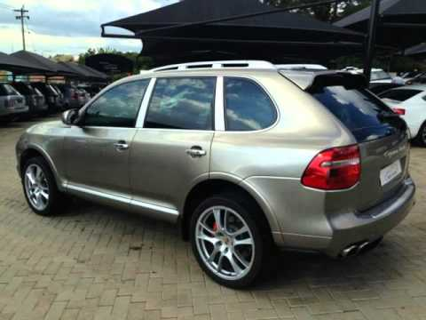 2008 Porsche Cayenne 4 8 V8 Turbo Auto For Sale On Auto