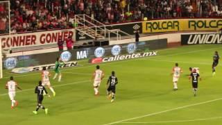 Necaxa vs Monterrey Jornada 5 Liga MX CL17