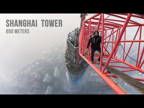 Shanghai Tower (650 meters) [sent 6 times]