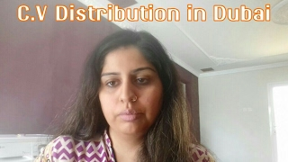 DIFFERENT WAYS OF SENDING C.V FOR JOBS IN DUBAI UAE EXPLAINED BY ASMA SHEIKH !!!