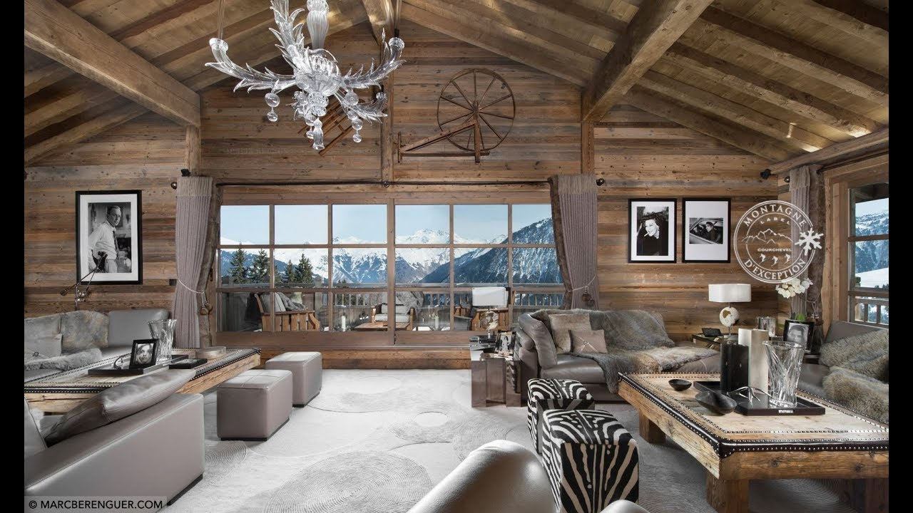 Chalet La Grande Roche   Courchevel