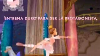 Ballerina Wii  trailer castellano